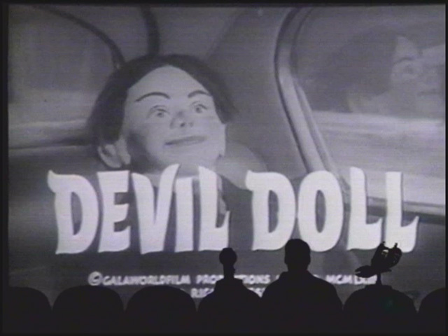 Devil Doll Riffed by MST3K