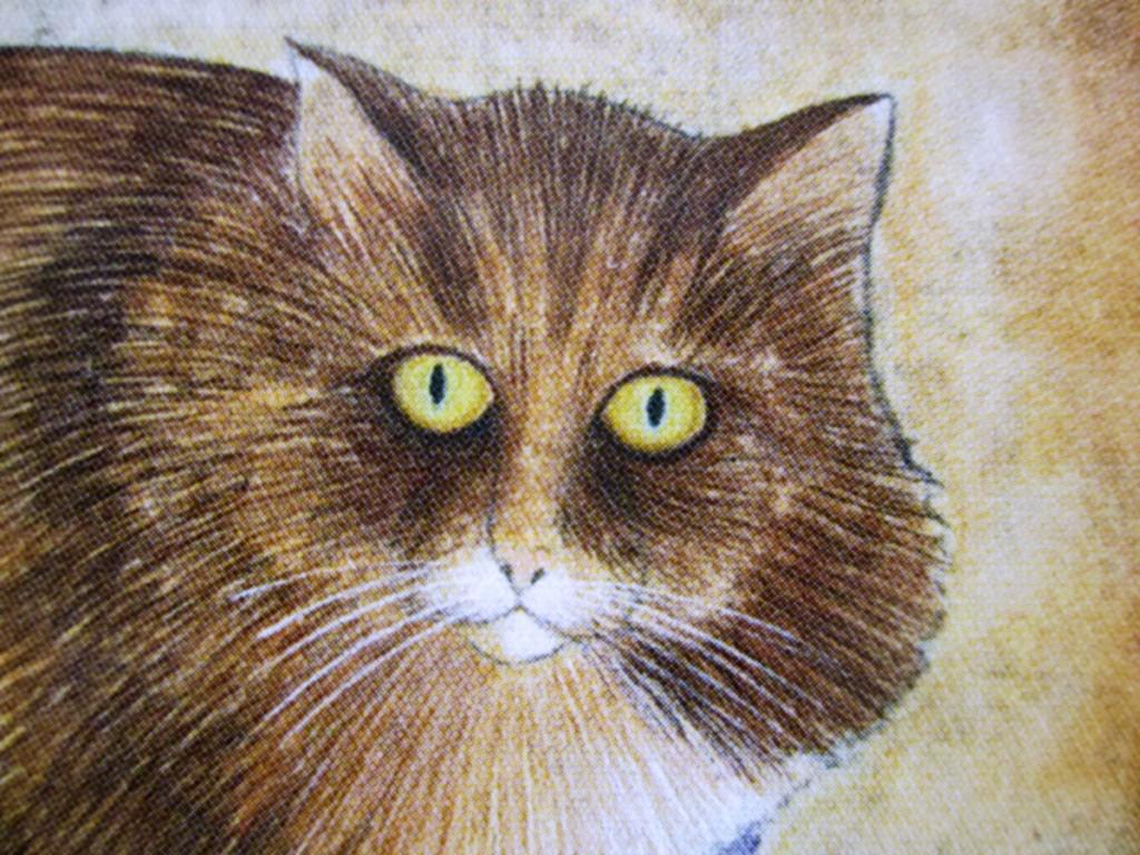 February 15th. Zen Cat likes tuna.