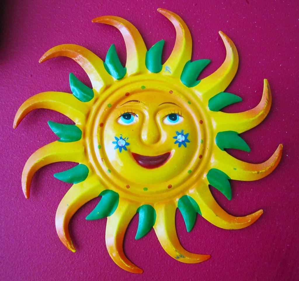 March 7th: Happy Sun