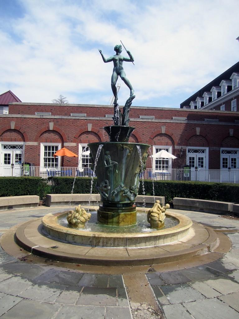 April 19th: Fountain (Urbana, IL)