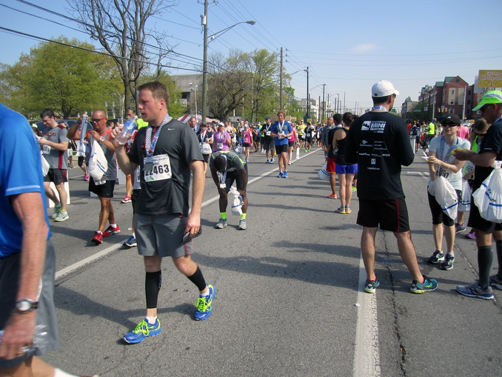 April 28th: Mini Marathoners