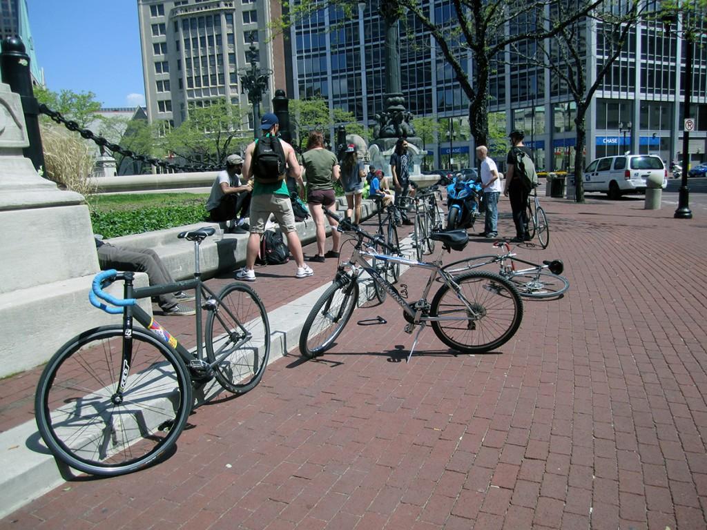 May 3rd: Bicycles