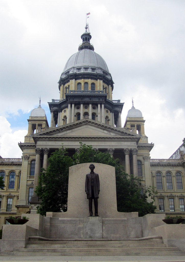 May 14th: New Capital Building (Springfield, IL)