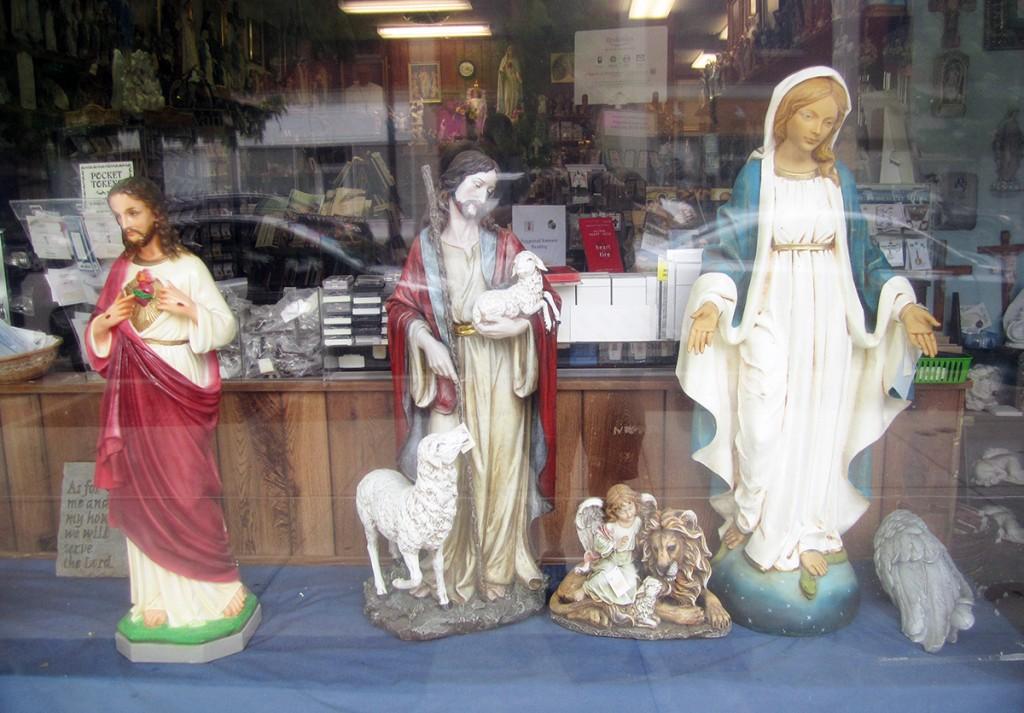 May 12th: Catholic statues (Springfield, IL)